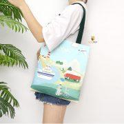 Túi vải tote rẻ đẹp Đà Nẵng 1