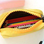 Túi bút zipper 5