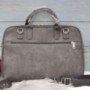 Túi đựng Laptop JQMEI xám 6
