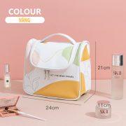 Túi đựng mỹ phẩm phụ kiện Colour 2